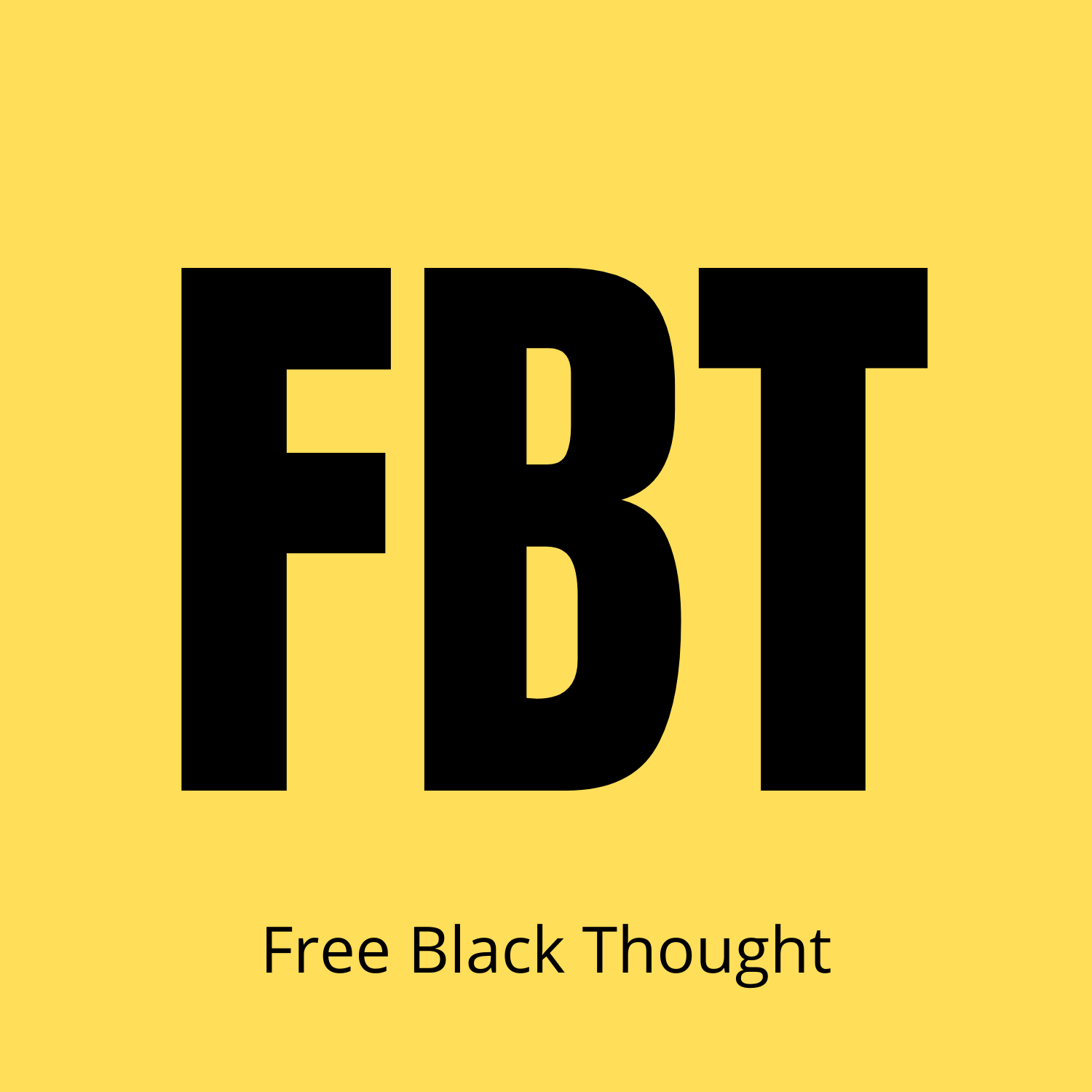 Free Black Thought